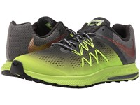 Nike Air Zoom Winflo 3 Shield Volt Metallic Red Bronze Anthracite Black Men's Running Shoes Yellow