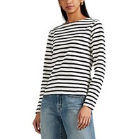 Maison Labiche Wild Thing Striped Cotton T Shirt Multi