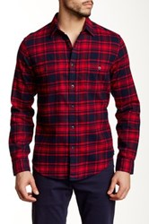 J.Crew Factory Slim Flannel Shirt Multi