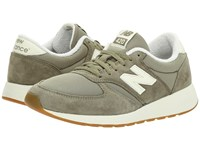 New Balance Wrl420 Covert Green Sea Salt Women's Shoes Olive