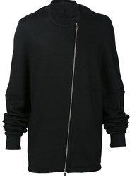 Thamanyah Zipped Sweatshirt Black