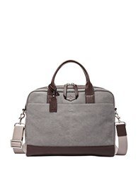 Fossil Wyatt Workbag Grey