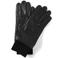 S.N.S. Herning Redundant Driving Glove Black