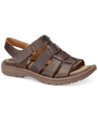Born Born Men's Tobias Sandals Men's Shoes Brown