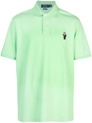 Polo Ralph Lauren Martini Bear Shirt Green