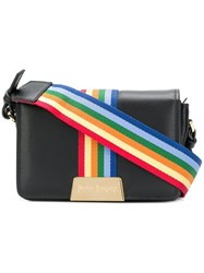 Palm Angels Rainbow Strap Bag Black