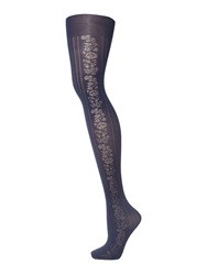 Linea Kaila 60 Den Tights Navy