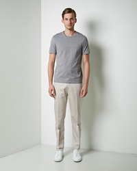 Maison Martin Margiela Line 14 Cotton Linen Chino Neutral