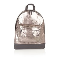 Gola Walker Metallic Abstract Rucksack Charcoal