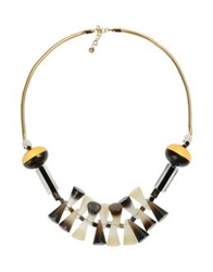 Hoss Intropia Necklaces Dove Grey