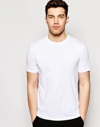 Reiss Crew Neck T Shirt White