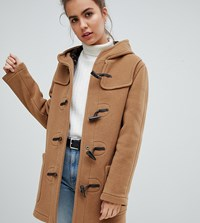 Gloverall Duffle Coat Brown
