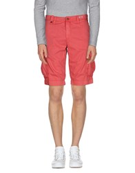 Tommy Hilfiger Trousers Bermuda Shorts Men Coral