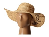 Hat Attack What's Your Motto Sun Hat Tobacco Caps Brown