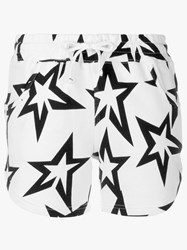Perfect Moment Starlight Shorts White