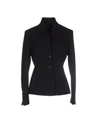 Strenesse Suits And Jackets Blazers Women Black