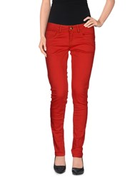 Monkee Genes Trousers Casual Trousers Women Red