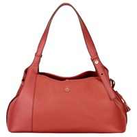 Nica Tilda East West Shoulder Bag Amber
