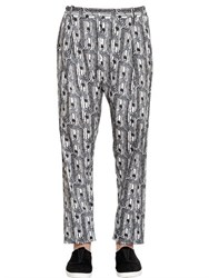 Christophe Lemaire 17.5Cm Printed Cotton Canvas Pants
