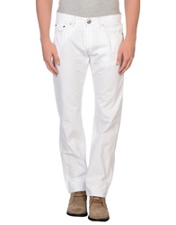 Murphy And Nye Casual Pants White