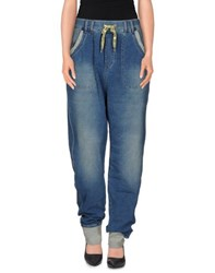 Ean 13 Denim Denim Trousers Women
