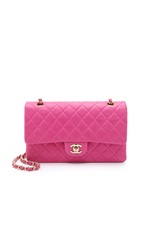 Wgaca Chanel 2.55 10'' Bag Previously Owned Pink