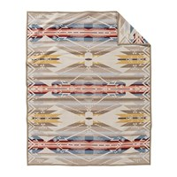 Pendleton Jacquard Blanket White Sands