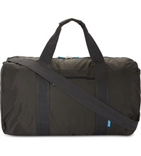 Flight 001 Expandable Duffle Bag Grey