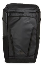 The North Face Men's 'Kaban Transit' Water Repellent Backpack Black Tnf Black
