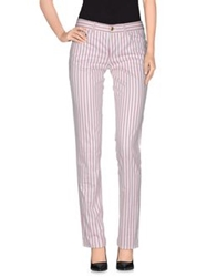 Harmont And Blaine Casual Pants Fuchsia