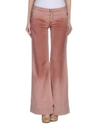 Gas Jeans Gas Casual Pants Pastel Pink