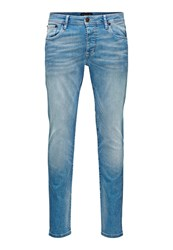 Jack And Jones Slim Fit Jeans Blue Blue Denim