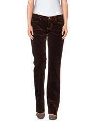 Gianfranco Ferre Gf Ferre' Trousers Casual Trousers Women Cocoa