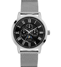 Guess W0871g1 Delancy Silver Watch