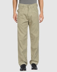 Shaft Casual Pants Light Green