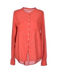 Peuterey Shirts Red