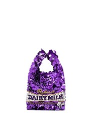 Anya Hindmarch Mini Dairy Milk Tote 60