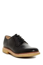 Frye James Crepe Oxford Black
