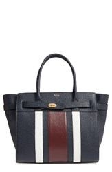 Mulberry Bayswater College Zipped Leather Satchel