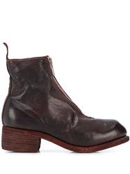 Guidi Zip Up Ankle Boots 60