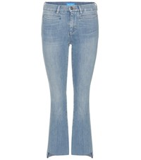 Mih Jeans The Marrakesh Flared Blue