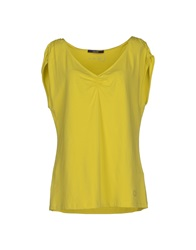 Laurel T Shirts Yellow