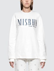 Misbhv Double Embro Long Sleeve T Shirt