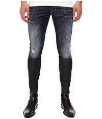 Dsquared Sexy Twist Stretch Every Day Denim In Blue Blue Men's Jeans