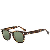 Moscot Gelt Sunglasses Brown