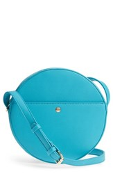 Sole Society Canteen Faux Leather Crossbody Bag