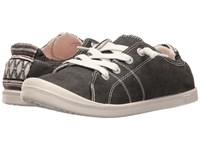 Roxy Rory Black 3 Women's Lace Up Casual Shoes Multi