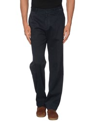 Paul And Shark Trousers Casual Trousers Men Dark Blue
