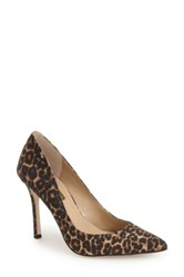 Bcbgeneration 'Treasure' Pointy Toe Pump Women Brown