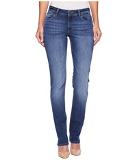 Dl1961 Coco Curvy Straight Jeans In Pacific Pacific Women's Jeans Blue